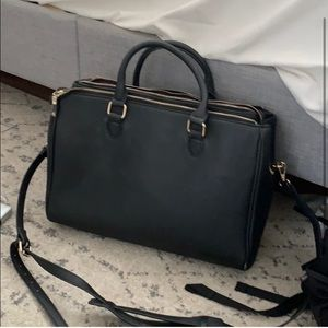 Zara city office bag used